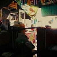 Photo taken at ร้านหญ้าแพรก by Master M. on 6/5/2013