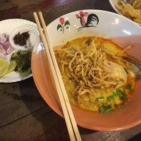 Photo taken at Rue Thong Boat Noodle by Newt on 3/10/2017