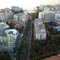 6/22/2013 tarihinde Onur I.ziyaretçi tarafından Hilton Izmir'de çekilen fotoğraf