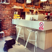 Photo taken at The Coffee Shop by Liv B. on 10/8/2013