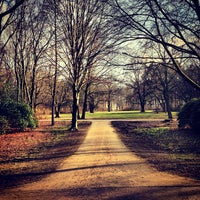 Photo taken at Tiergarten by Ilya on 4/11/2013