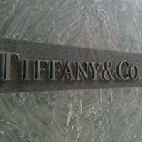 Photo taken at Tiffany & Co. by Eric S. on 10/6/2013