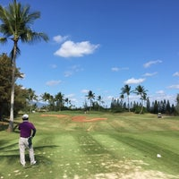 Photo taken at Hawaii Prince Golf Club by Eric S. on 1/4/2017