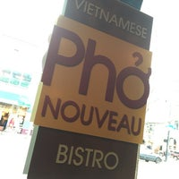 Photo taken at Pho Nouveau by Eric S. on 11/29/2014