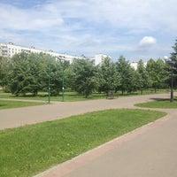Photo taken at Сквер им. Кирова by Nicky S. on 6/11/2013