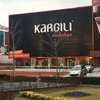 Photo taken at Kargılı Mobilya Maltepe Showroom by Emrah Yurtdagül on 2/6/2016