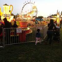 Photo taken at Eastside Park by Cristina J. on 9/14/2013