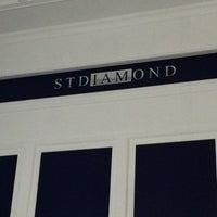 Photo taken at STDIAMOND by Anna Lukyanova on 3/28/2014