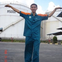 Photo taken at PT.Wilmar Chemical Indonesia by senin t. on 5/26/2013