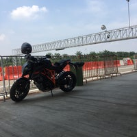 Photo taken at Sepang International Go Kart Track by Jayson C. on 10/20/2017
