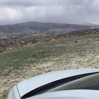 Photo taken at sessizlik tepesi by ❗️❗️ÙMįT K. on 4/17/2017