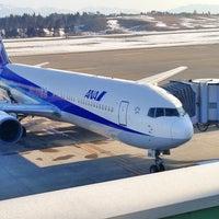 Photo taken at Akita Airport (AXT) by kapi 8. on 3/27/2013