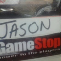 Photo taken at Gamestop by Jason W. on 5/26/2013