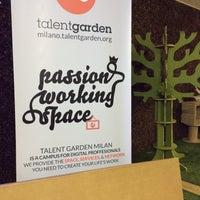 Foto scattata a Talent Garden Milano da Matteo R. il 5/28/2015