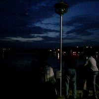 Photo taken at Shahpura Lake by Aditya Z. on 6/14/2013
