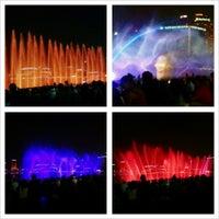 Das Foto wurde bei Wonder Full (Light & Water Show) von jamesdgr8 am 3/29/2013 aufgenommen