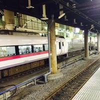Photo taken at Platforms 9-10 by Yukihiro Y. on 11/11/2014
