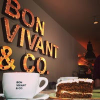Foto tomada en Bon Vivant & Co. por Sergio B. el 4/11/2015