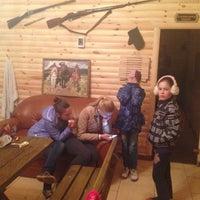 Photo taken at Грибная Ферма У Дяди Вовы by Bogdan C. on 4/26/2014