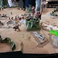 Photo taken at Games Workshop by Dafydd S. on 5/4/2013