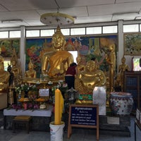 Photo taken at Wat Thongnai by Aey S. on 1/1/2016
