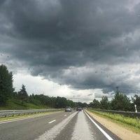 Photo taken at Ikšķile - Rīga by Agnese G. on 6/21/2014