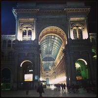 Foto scattata a Galleria Vittorio Emanuele II da Maria Giovanna P. il 2/15/2013