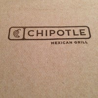 Photo taken at Chipotle Mexican Grill by Ryan L. on 12/6/2012
