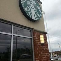 Photo taken at Starbucks by Audrey L. on 10/4/2013