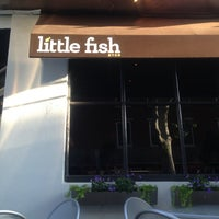 Photo taken at Little Fish by Ricardo M. on 5/31/2013