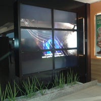 Photo taken at Cinemas Costa Dourada by Marisangelo M. on 8/31/2013