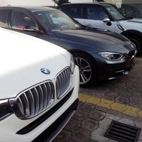 Photo taken at BMW Vecsa Veracruz by Skanda P. on 8/2/2014