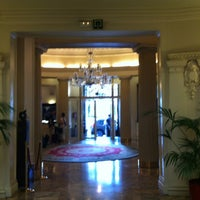 Photo taken at Hotel Carlton by Esther C. on 7/14/2013
