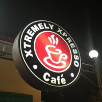 Photo taken at Xtremely Xpresso Café by Alfin A. on 1/26/2013