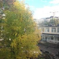 Photo taken at Гимназия № 61 by МЯТА🌿 Л. on 9/24/2013