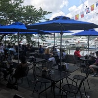 Photo taken at Boat Basin Cafe by Andrew M. on 7/15/2017