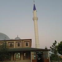 Photo taken at Aliihsan Fidan Camii by Mehmet Ali F. on 8/8/2013