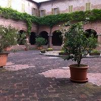 Photo taken at Basilica di San Nicola by Massimo M. on 6/9/2013