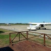 Photo taken at Aero Club Chascomus by Gian L. on 12/9/2012