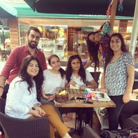 Photo taken at Robert's Coffee by Gizem B. on 9/28/2015