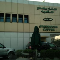 Photo taken at Starbucks by ibrahim A. on 5/28/2013