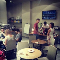 Снимок сделан в Double B Coffee & Tea пользователем Andrey T. 8/8/2013