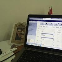 Photo taken at American Life Language Instıtute Bornova by Yağmur D. on 11/22/2015