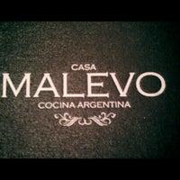 Photo taken at Casa Malevo by Rudi K. on 10/25/2012