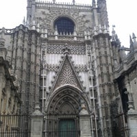 1/28/2013에 Jonathan L.님이 383. Cathedral, Alcázar and Archivo de Indias in Seville (1987)에서 찍은 사진