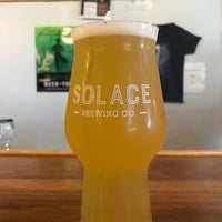 9/2/2018 tarihinde Shawn M.ziyaretçi tarafından Solace Brewing Company'de çekilen fotoğraf