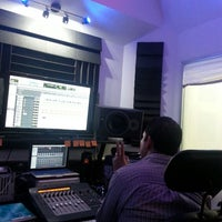 Photo taken at Prosantana Recording Studio, Creative Studio by Che R. on 7/15/2014