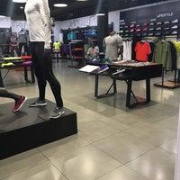 Photo taken at NikeStore Oaxaca by Berenice A. on 3/11/2017