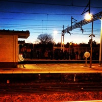 Photo taken at Bushey Railway Station (BSH) by Andrew W. on 12/10/2012