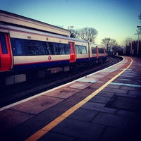 Photo taken at Bushey Railway Station (BSH) by Andrew W. on 11/23/2012